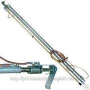 Заземление штанговое с металлическими звеньями ЗПЛШМ-330-500 кВ фото