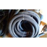 Резиновый пористый профиль (гернитовый шнур) ПРП40-К35 (диаметр 35 мм) фото