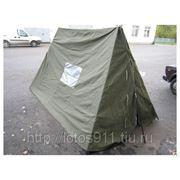 Палатка монтажная с каркасом фото