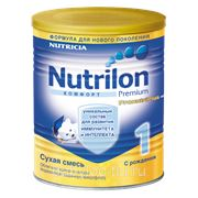 Смесь Nutrilon 1 комфорт, с 0 мес (400гр) фото