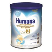 "Смесь ""Humana Expert 3"", с 12 до 36 мес (350гр)"