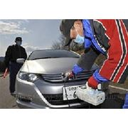 Обследование автомобилей на радиоактивность фото