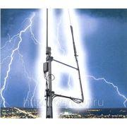 Изолированная система молниезащиты для всенаправленных антенн фото