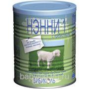 Смесь НЭННИ 1 с пребиотиками, от 0 мес (400гр) фото