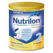Смесь Nutrilon 2 Комфорт , с 6 мес (400гр) фото