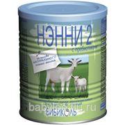 """Смесь """"НЭННИ 2 с пребиотиками"""", с 6 мес, (400гр) фото"""