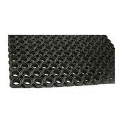 Резино-сотовое грязезащитное (ячеистое) покрытие высота 16 мм (400х800мм) фото