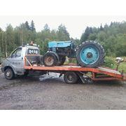 Транспортировка тракторов до 3,5 тонн