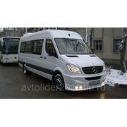 Пассажирские перевозки на микроавтобусах из Самары по России фото