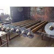 Свая винтовая D=76 мм, длина ствола = 1,65м