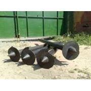 Винтовая свая D=57 мм, длина ствола = 1.8 м