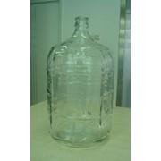Стеклянная бутыль 19 литров фото