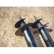Свая винтовая СВС 108 диаметр лопасти 250мм длина 2,5м