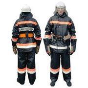 Боевая одежда пожарного 3-го уровня защ.(БОП-3)