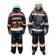 Боевая одежда пожарного 3-го уровня защ.(БОП-3) фото