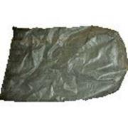 Мешок прорезиненный для зараженной одежды фото
