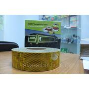 Светоотражающая лента AVERY V-6701B Желтая фото