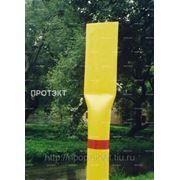 Столбик опознавательный для обозначения подземных газопроводов - СОГ,Самара фото