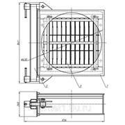 Противовзрывная защитная секция - УЗС-1 в коробке УЗ-3 фото