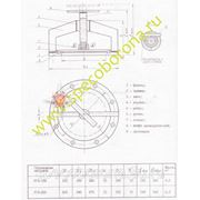 Регулирующая заглушка РГЗ-150 фото