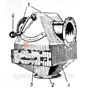 Противопыльный масляный фильтр ППФ-49 фото