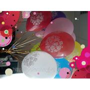 Букет из шаров фото