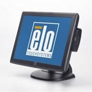 Сенсорный настольный монитор эконом класса со счит. магн. карт ET1515L фото