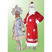 Дед Мороз и Снегурочка в школу или дет. сад фото