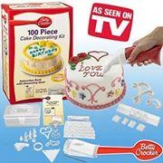 Набор для украшения тортов Cake decorating kit фото