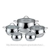 Набор посуды Bohmann BH-0110, 10 предметов фото