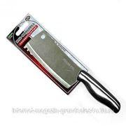 Нож-топорик для мяса, H60-16 фото