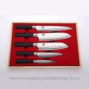 Набор ножей 5пр. МВ в декор.коробке 4135 фото