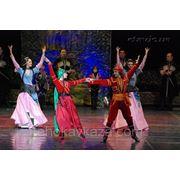 Грузинские танцы фото