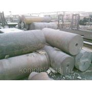 Поковки d. 700 - 800 мм. cт. 45, 65ХН, 20, 15Х1М1Ф, 35, 40Х и др. фото
