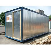 Блок контейнер фото