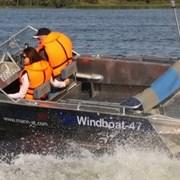 Купить лодку (катер) Windboat 47 Pro фото