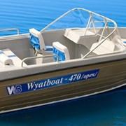Купить лодку (катер) Wyatboat 470 Open фото