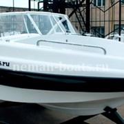 Купить лодку (катер) Неман-450 open фото