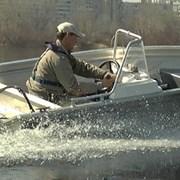 Купить лодку (катер) Tuna 410 C фото