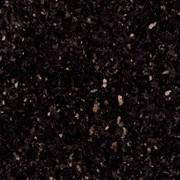 Гранит блэк гелекси (Black Galaxy) фото