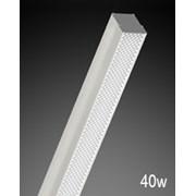 """Промышленный светильник LED СКУ01 """"Line"""" 40w фото"""