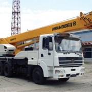 Услуги автокрана 35 тонн в Великом Новгороде фото
