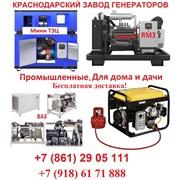 Газовые генераторы электростанции от 1 до 5000 кВт фото
