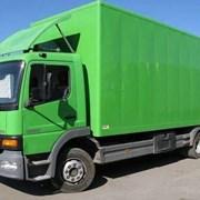 Аренда фургоны в Краснодаре