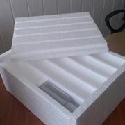Тара и упаковка из пенополистирола фото