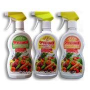 Средство для мытья овощей и фруктов Фруктомой 500 мл. фото