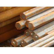 Шестигранник стальной ГОСТ 2879 фото