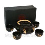 Набор для чайных церемоний на 4 персоны в подар. футляре 27*16*10см (665449) фото
