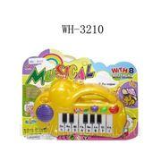 Пианино музыкальное эл/мех, на блистере, 20х16х2,5 см (821979) фото