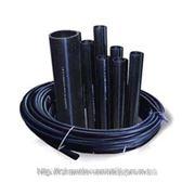 Труба полиэтиленовая ПЭ 80 Дн 110х6,3 (мм) Ру-6 (атм) SDR 21 производства Украина фото